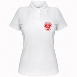 Купити Жіноча футболка поло ГАЗ