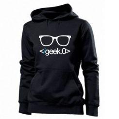 Толстовка жіноча Geek Code