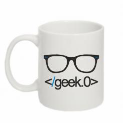 Кружка 320ml Geek Code