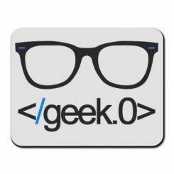 Килимок для миші Geek Code