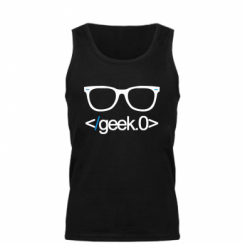 Майка чоловіча Geek Code
