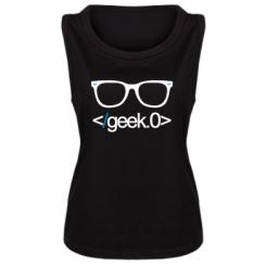Майка жіноча Geek Code