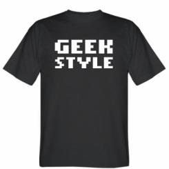 Футболка Geek Style