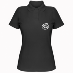 Жіноча футболка поло Geel Inside