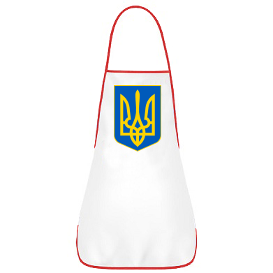 Купити Фартуx Герб неньки-України