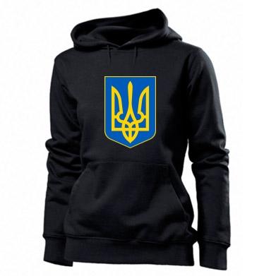 Купити Толстовка жіноча Герб неньки-України