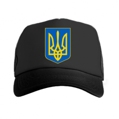 Купити Кепка-тракер Герб неньки-України