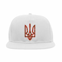 Снепбек Герб України з маками