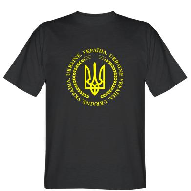 Футболка Герб України