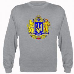 Реглан Герб України повнокольоровий