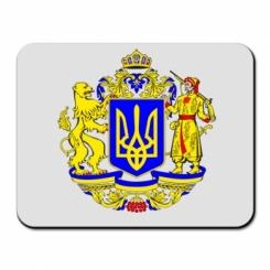 Купити Килимок для миші Герб України повнокольоровий