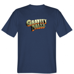 Футболка Gravity Falls