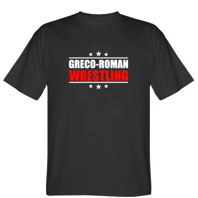 Футболка Greco-Roman Wrestling