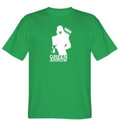Футболка Green Arrow Art