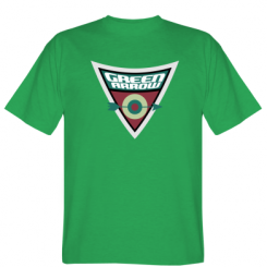 Футболка Green Arrow Logo