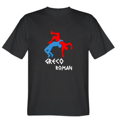 Футболка Греко-римська боротьба