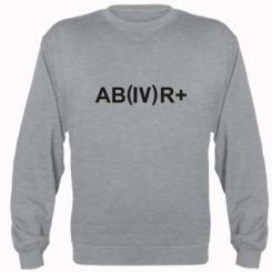 Реглан Група крові (4) АВ +