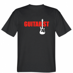 Футболка Guitarist