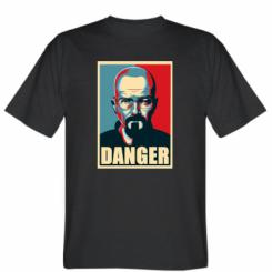 Футболка Heisenberg Danger