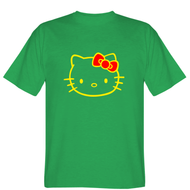 Футболка Hello Kitty logo