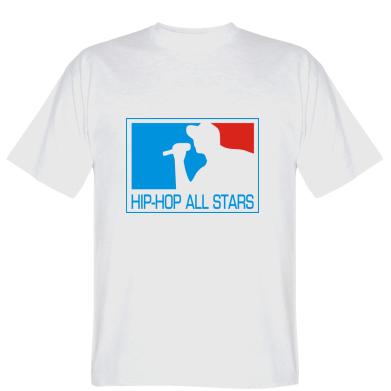 Футболка Hip-hop all stars