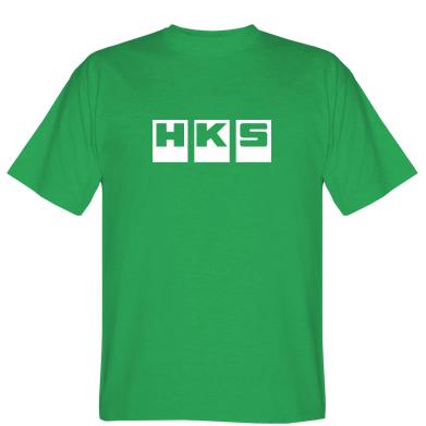 Футболка HKS
