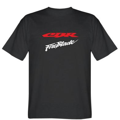 Футболка Honda CBR Fireblade