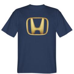 Футболка Honda Gold Logo