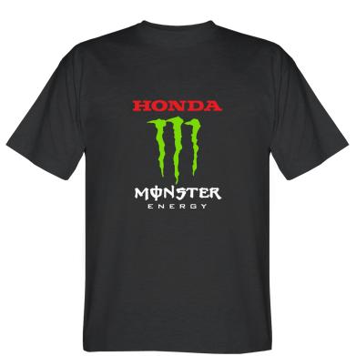 Футболка Honda Monster Energy