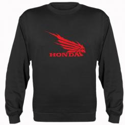 Реглан Honda Skelet
