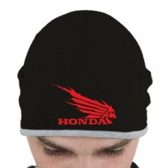 Шапка Honda Skelet