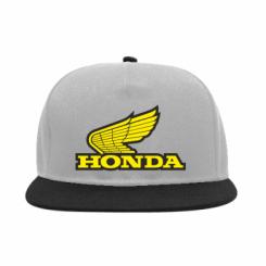 Снепбек Honda Vintage Logo