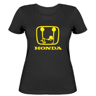 Купити Жіноча футболка Honda