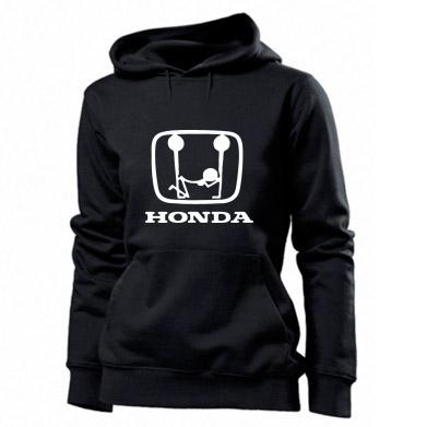 Купити Толстовка жіноча Honda