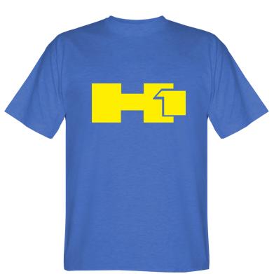 Футболка Hummer H1
