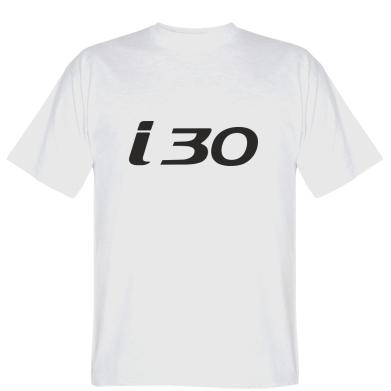 Футболка HYUNDAI i30