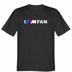 Футболка I am FAN
