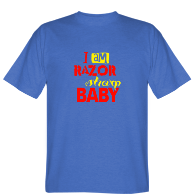 Футболка I am RAZOR sharp Baby