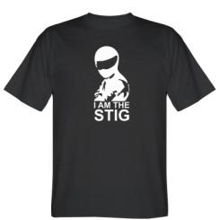 Футболка I am the Stig