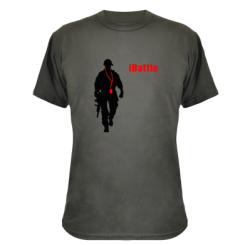 Камуфляжна футболка iBattle