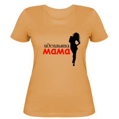 Жіноча футболка Ідеальна мама