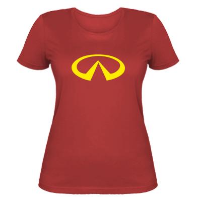 Купити Жіноча футболка Infinity