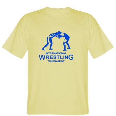 Футболка International Tournament Wrestling