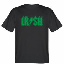 Футболка Irish AC/DC