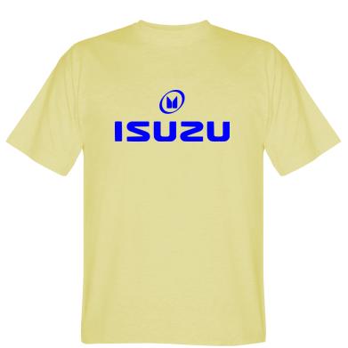 Футболка ISUZU