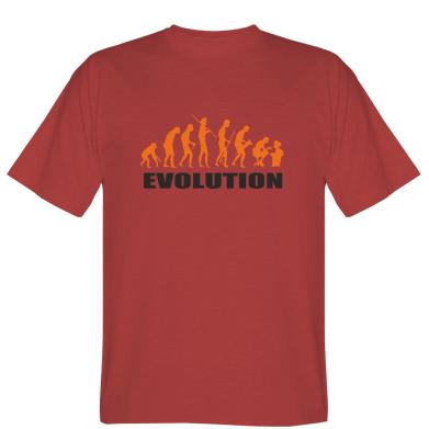 Футболка IT evolution