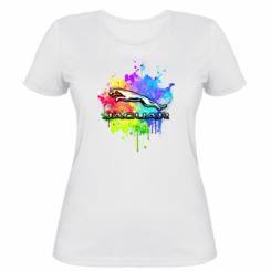 Жіноча футболка Jaguar Art