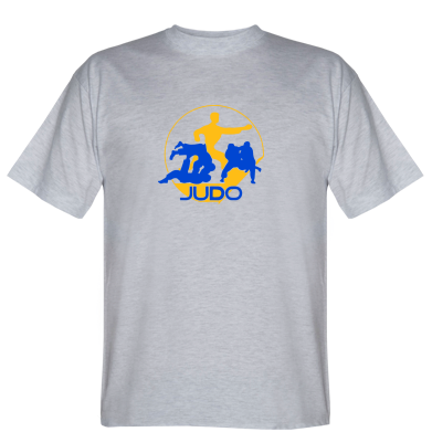 Футболка Judo Federation