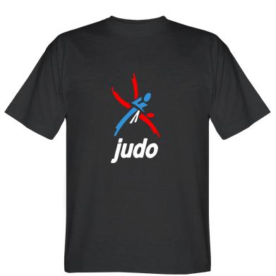 Футболка Judo Logo