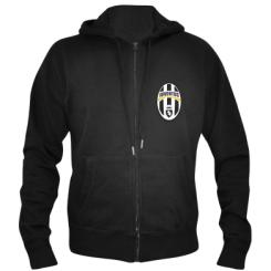 Чоловіча толстовка на блискавці Juventus